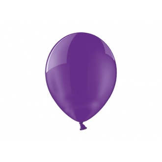 "Balony 10"", Crystal Quartz Purple, 1op."