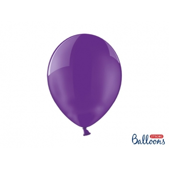 Balony Strong 30cm, Crystal Violet, 100szt.