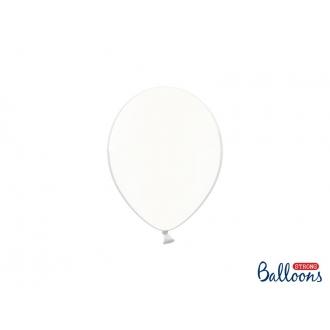 Balony Strong 12cm, Crystal Clear, 100szt.
