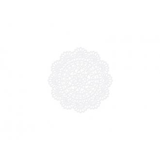 Dekoracje papierowe Rozeta, 4cm, 1op.