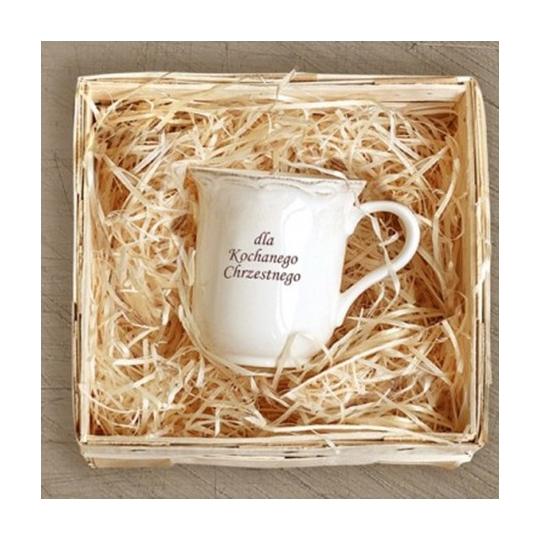 Kubek Ceramiczny Dla Kochanej Chestnej