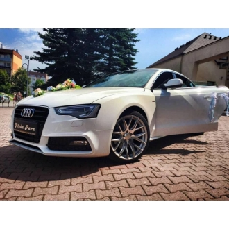 Auto do Ślubu AUDI A5 2.0TFSI