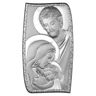 Obrazek Święta Rodzina 10x18 cm
