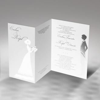 Zaproszenia Ślubne F1170tb