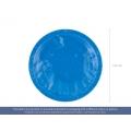 Talerzyki, niebieski, 23cm, 1op.