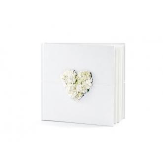Księga Gości, 20,5 x 20,5cm, 60 kartek, 1szt.