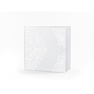 Księga Gości, 21 x 19,7cm, 22 kartki, 1szt.