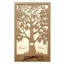 Zaproszenia Ślubne Drzewo Ekologiczne F1200