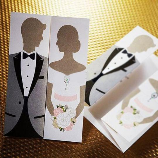Zaproszenia Ślubne TH0210
