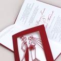Zaproszenia Ślubne F1235bg