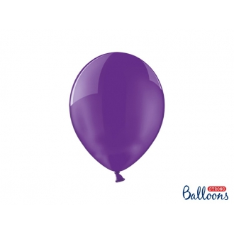 Balony Strong 27cm, Crystal Violet, 100szt.