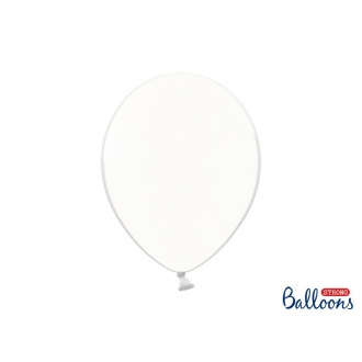 Balony Strong 30cm, Crystal Clear, 100szt.
