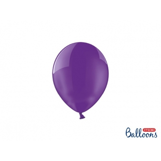 Balony Strong 12cm, Crystal Violet, 100szt.