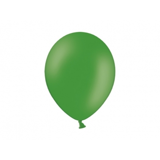 "Balony 12"", Pastel Leaf Green, 1op."