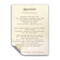 Zaproszenia Ślubne papier czerpany 8
