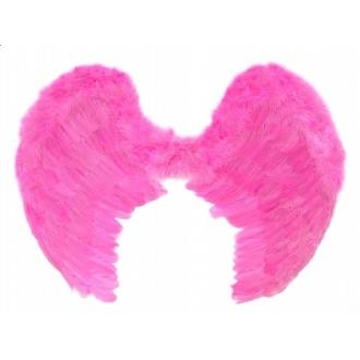 Skrzydła anioła, różowy, 80 x 60cm, 1szt.