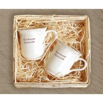 Małżeństwo to Diament DUŻY ZESTAW Ceramiczny 2/5