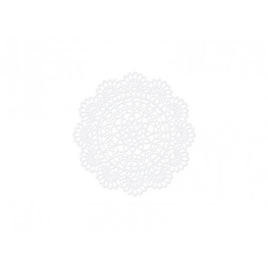 Dekoracje papierowe Rozeta, 5 cm, 1op.
