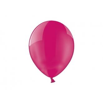 "Balony 10"", Crystal Fuchsia, 1op."