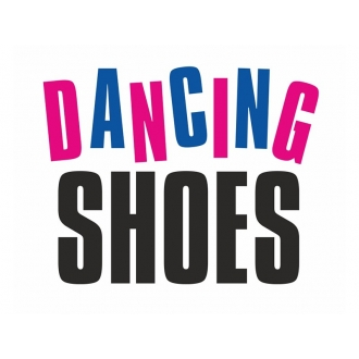 Naklejki na buty Dancing Shoes, 1op.