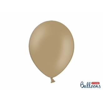 Balony Strong 30cm, Metallic Cappuccino, 100szt.