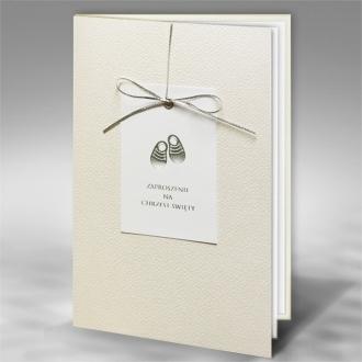 zaproszenie-na-chrzest-swiety-w-kolorze-ecru-z-srebrna-wstazka-ech01