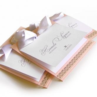 Zaproszenia Ślubne F1275