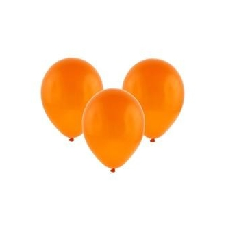 """Balon pastelowy 12"""" """"Bronisze"""" / pomarańcz, 100 szt."""