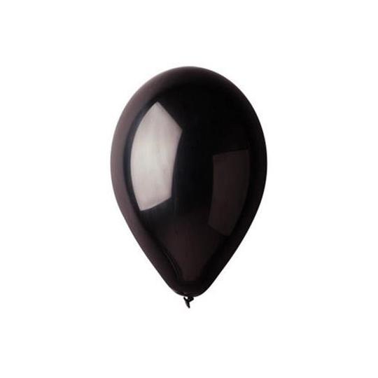"""Balon G90 pastel 10"""" - """"czarny"""" / 100 szt."""