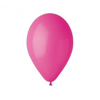 "Balon G90 pastel 10"" - ""różowy ciemny"" / 100 szt."