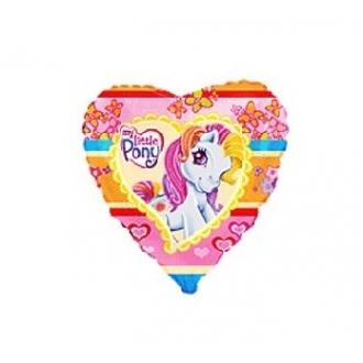 """Balon foliowy 18"""" FX - """"Pony"""""""