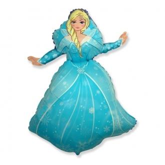 """Balon foliowy 24"""" FX - """"Kraina lodu: Princess"""""""