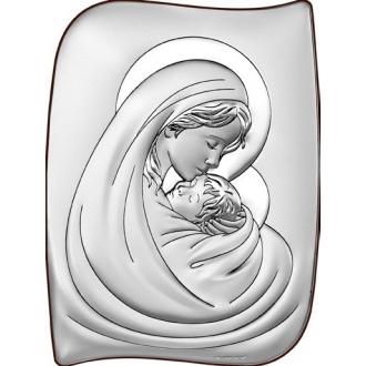 Obrazek z Maryją i Jezuskiem WBC6467