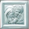Obrazek Srebrny ze Świętą Rodziną WBC6365