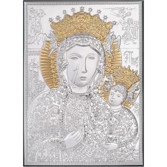 Obrazek z Matką Boską Częstochowską WV18045