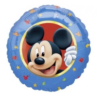 "Balon foliowy 18"" CIR - ""Mickey Portrait"""