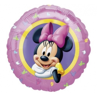"Balon foliowy 18"" CIR - ""Minnie Character"""