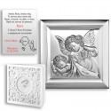 Obrazek Srebrny z Aniołem Stróżem WBC6387