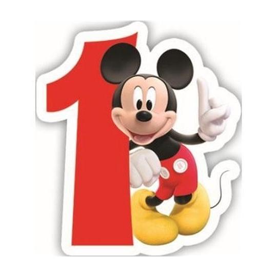 """Świeczka Disney """"Mickey 1"""""""