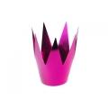 Korony Party, różowy, 5,5cm (1 op. / 3 szt.)