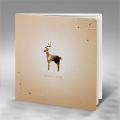 Kartka Świąteczna Kolorowy Renifer FS803