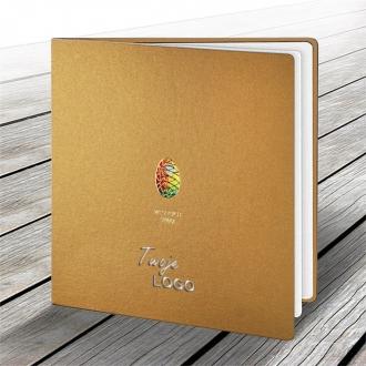 Kartka Świąteczna z Małym Kolorowym Jajkiem W566
