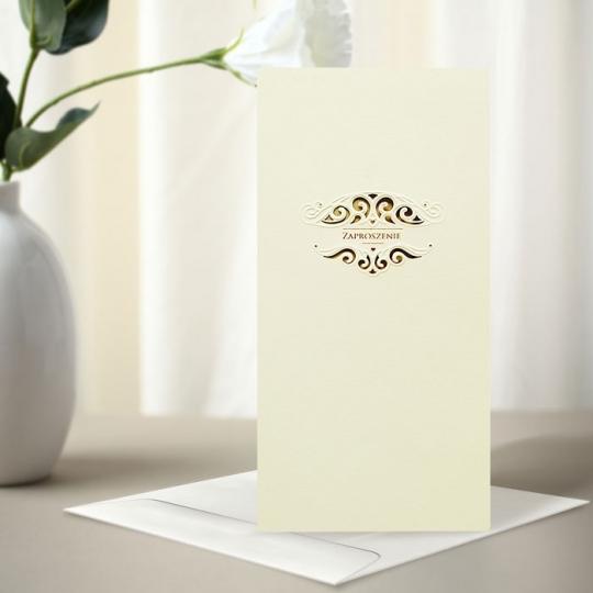 Zaproszenia Ślubne F1159