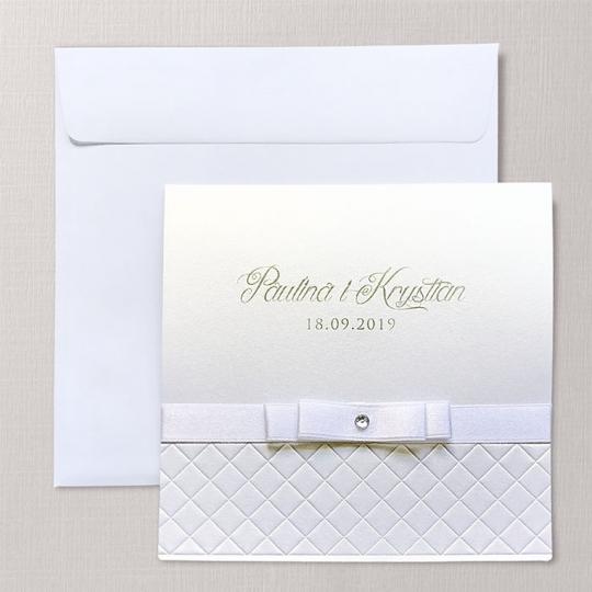 Zaproszenia Ślubne F1225tb