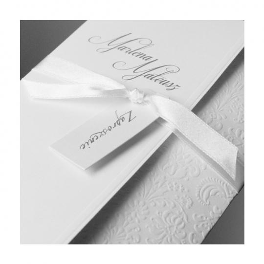 Zaproszenia Ślubne F1188