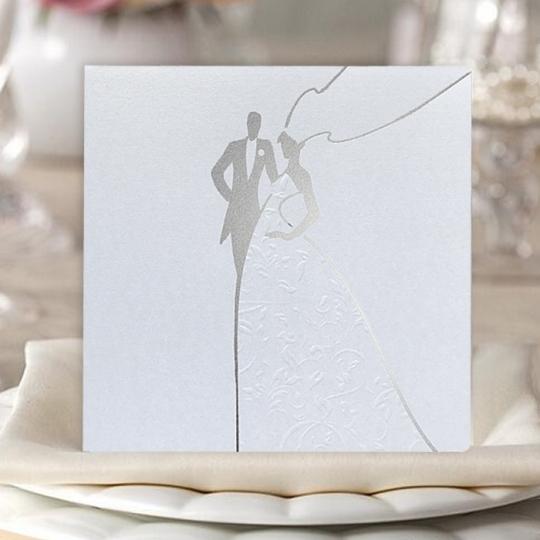 Zaproszenia Ślubne F1165