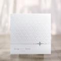 Zaproszenia Ślubne w Kolorze Białym F1256