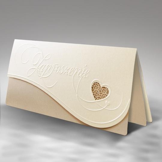 Zaproszenia Ślubne F1156