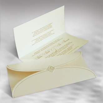 Zaproszenia Ślubne F1183o