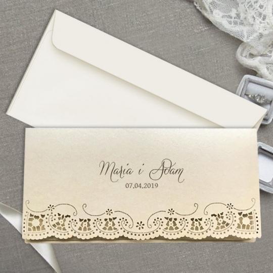 Zaproszenia Ślubne F1072